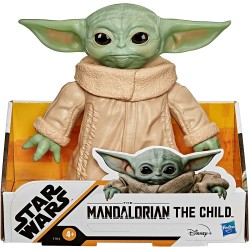 FIGURINE STAR WARS THE MANDALORIAN THE CHILD 20CM - Figurines au prix de 29,95 €