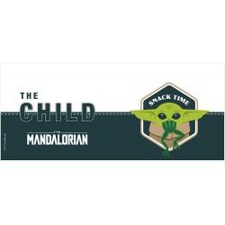 MUG STAR WARS THE MANDALORIAN SNACK TIME 320ML - Mugs au prix de 9,95€