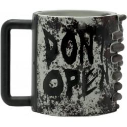 MUG 3D THE WALKING DEAD DON T OPEN DEAD INSIDE 500ML - Mugs au prix de 14,95€