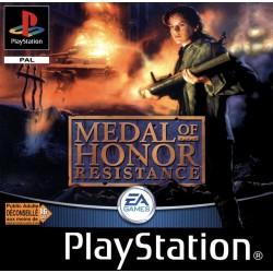 PSX MEDAL OF HONOR RESISTANCE - Jeux PS1 au prix de 4,95€