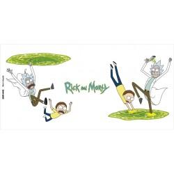MUG RICK ET MORTY PORTAIL 320ML - Mugs au prix de 9,95€