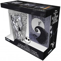 COFFRET CADEAU L ETRANGE NOEL DE MR JACK MUG CARNET PORTE CLES - Autres Goodies au prix de 19,95€