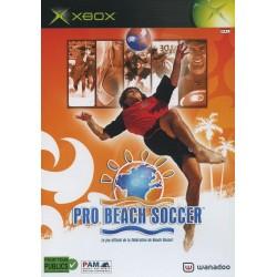 XB PRO BEACH SOCCER - Jeux Xbox au prix de 2,95€