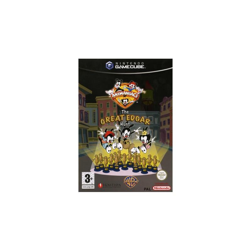 GC ANIMANIACS THE GREAT EDGAR HUNT - Jeux GameCube au prix de 19,95€