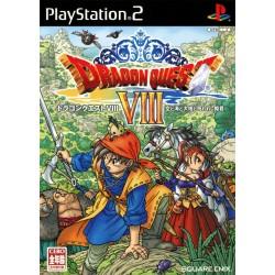 PS2 DRAGON QUEST 8 LODYSSEE DU ROI MAUDIT (IMPORT JAP) - Jeux PS2 au prix de 0,00€