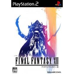 PS2 FINAL FANTASY XII (IMPORT JAP) - Jeux PS2 au prix de 0,00€