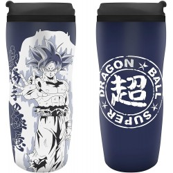GOURDE METALLIQUE DRAGON BALL SUPER GOKU ULTRA INSTINCT 355ML - Mugs au prix de 12,95 €