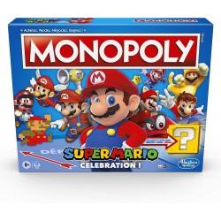 MONOPOLY SUPER MARIO CELEBRATION 2020 - Jeux de Société au prix de 39,95€