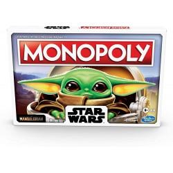 MONOPOLY STAR WARS THE MANDALORIAN - Jeux de Société au prix de 34,95€