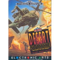 MD DESERT STRIKE RETURN TO THE GULF (SANS NOTICE) - Jeux Mega Drive au prix de 9,95€