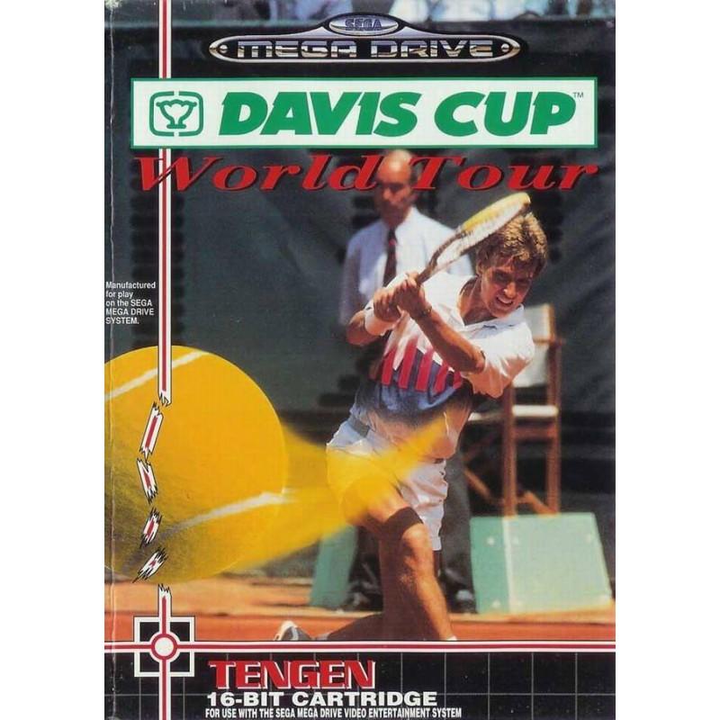 MD DAVIS CUP WORLD TOUR - Jeux Mega Drive au prix de 6,95€