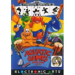 MD THE AQUATIC GAMES STARRING JAMES POND - Jeux Mega Drive au prix de 6,95€