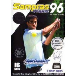 MD SAMPRAS TENNIS 96 - Jeux Mega Drive au prix de 4,95€