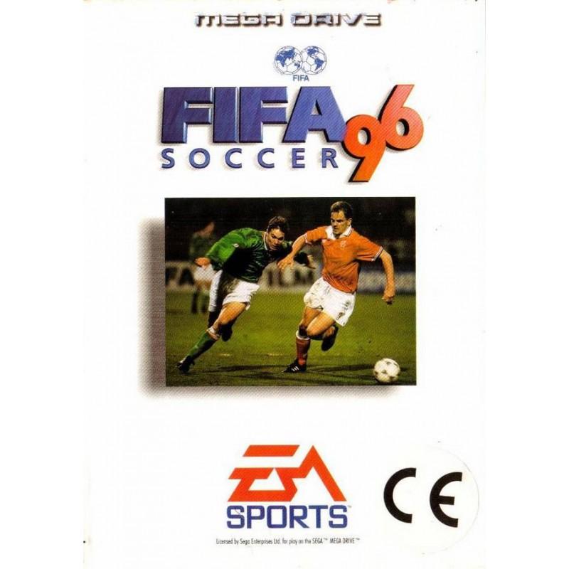 MD FIFA SOCCER 96 - Jeux Mega Drive au prix de 4,95€