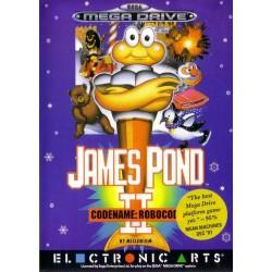 MD JAMES POND II CODENAME ROBOCOD - Jeux Mega Drive au prix de 12,95€
