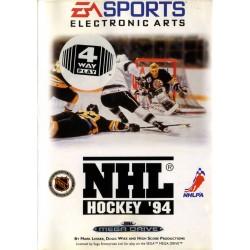 MD NHL HOCKEY 94 (SANS NOTICE) - Jeux Mega Drive au prix de 2,95€