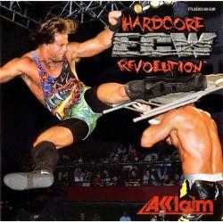 DC HARDCORE ECW REVOLUTION - Jeux Dreamcast au prix de 4,95€