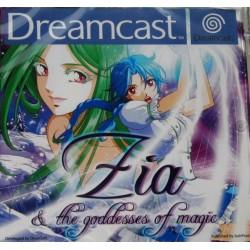 DC ZIA AND THE GODDESSES OF MAGIC (NEUF) - Jeux Dreamcast au prix de 39,95€