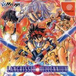 DC LANGRISSER MILLENIUM (IMPORT JAP) - Jeux Dreamcast au prix de 4,95€