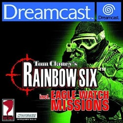 DC RAINBOX SIX EAGLE WATCH MISSIONS - Jeux Dreamcast au prix de 4,95 €