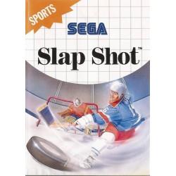 MS SLAP SHOT - Jeux Master System au prix de 12,95€