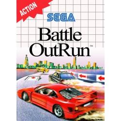 MS BATTLE OUT RUN - Jeux Master System au prix de 14,95€