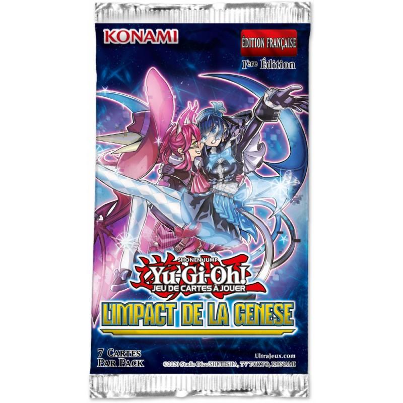 CARTE YU GI OH L IMPACT ORIGINEL - Cartes à collectionner ou jouer au prix de 5,00€