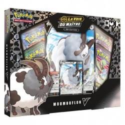 COFFRET DE CARTES POKEMON MOUMOUFLON V - Cartes à collectionner ou jouer au prix de 24,95€