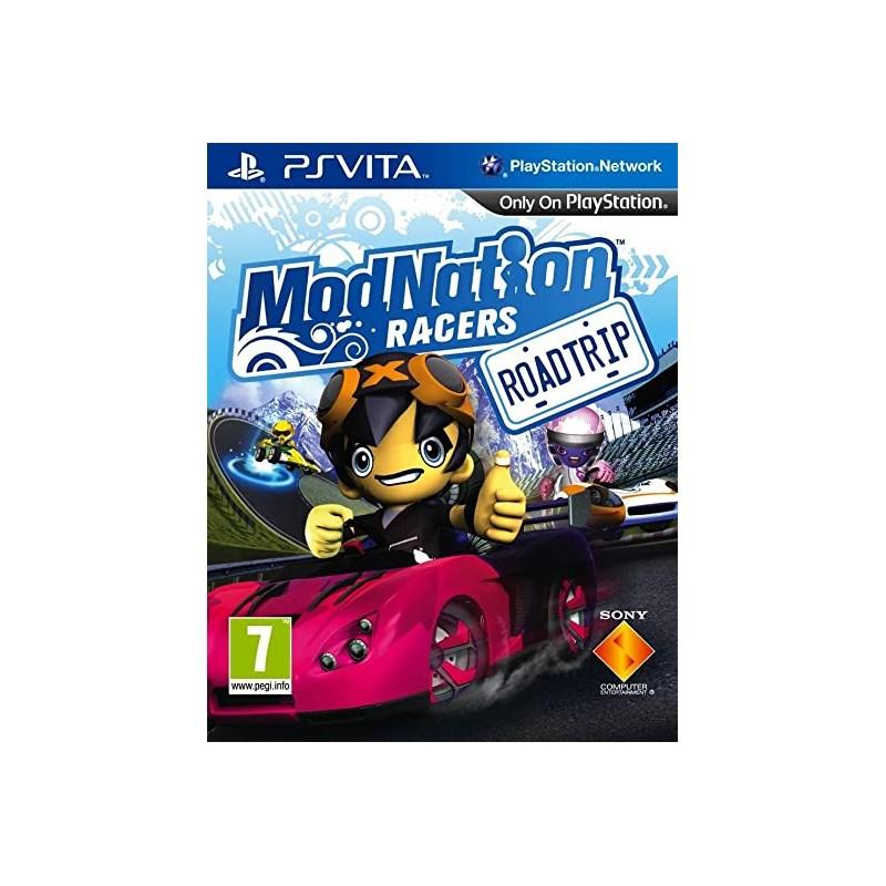 PSV MODNATION RACERS - Jeux PS Vita au prix de 14,95€