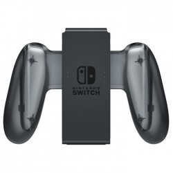 SUPPORT JOYCON SWITCH NOIR OCC - Accessoires Switch au prix de 9,95€