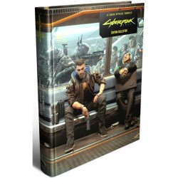 GUIDE OFFICIEL CYBERPUNK 2077 COLLECTOR - Guides de Jeux au prix de 29,95 €