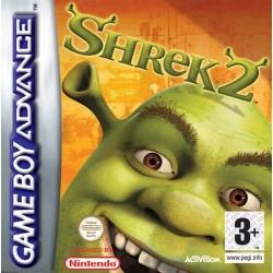 GA SHREK 2 - Jeux Game Boy Advance au prix de 6,95€