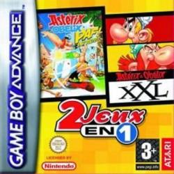 GA 2 JEUX EN 1 : ASTERIX PAF PAR TOUTATISASTERIX XXL - Jeux Game Boy Advance au prix de 7,95€