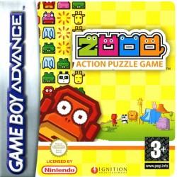 GA ZOO ACTION PUZZLE GAME (SANS NOTICE) - Jeux Game Boy Advance au prix de 4,95€