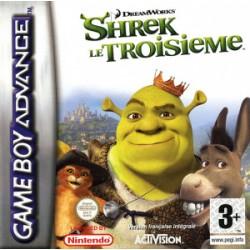 GA SHREK LE TROISIEME - Jeux Game Boy Advance au prix de 6,95€