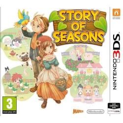 3DS STORY OF SEASONS - Jeux 3DS au prix de 19,95€