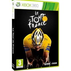 X360 TOUR DE FRANCE 2011 - Jeux Xbox 360 au prix de 4,95€
