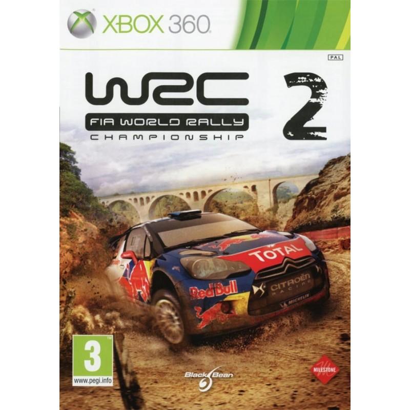 X360 WRC 2 - Jeux Xbox 360 au prix de 11,95€