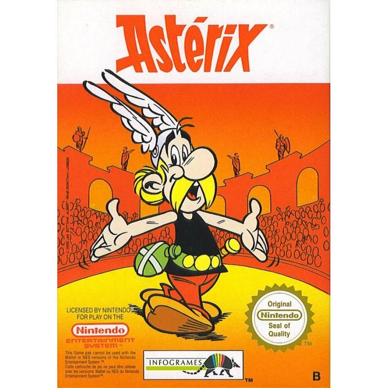 NES ASTERIX - Jeux NES au prix de 29,95€