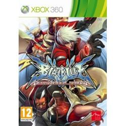 X360 BLAZBLUE CONTINUUM SHIFT - Jeux Xbox 360 au prix de 9,95€