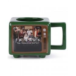 MUG FRIENDS TV SHAPED THERMOREACTIF 500ML - Mugs au prix de 14,95€