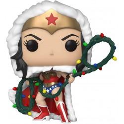 POP DC COMICS 354 HOLIDAY WONDER WOMAN - Figurines POP au prix de 14,95€