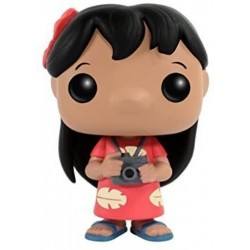 POP DISNEY 124 LILO & STITCH LILO - Figurines POP au prix de 14,95 €