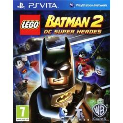 PSV LEGO BATMAN 2 - Jeux PS Vita au prix de 19,95€