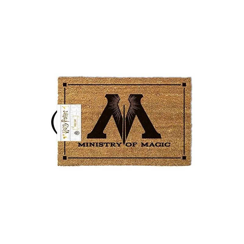 PAILLASSON HARRY POTTER MINISTERE DE LA MAGIE - Autres Goodies au prix de 24,95€