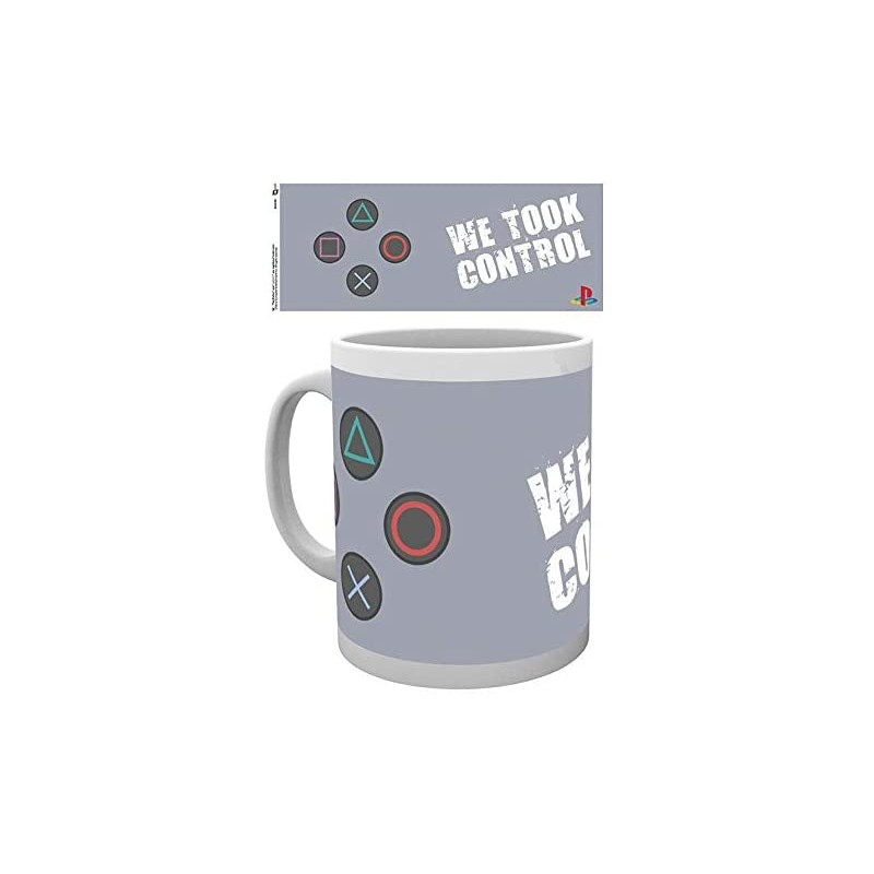 MUG SONY PLAYSTATION CONTROLLER 300 ML - Mugs au prix de 9,95 €