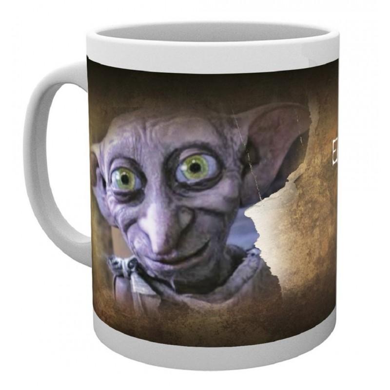 MUG HARRY POTTER DOBBY 300 ML - Mugs au prix de 9,95€