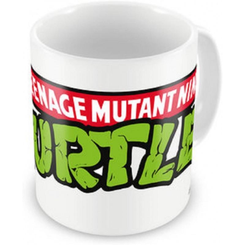 MUG TORTUES NINJA LOGO 315 ML - Mugs au prix de 9,95€