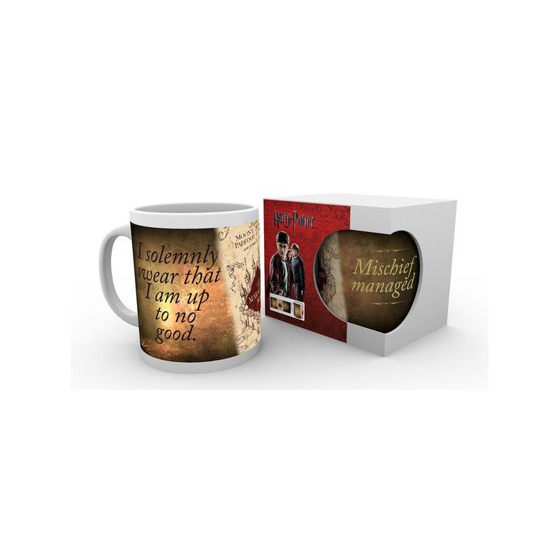 MUG HARRY POTTER MARAUDER 300 ML - Mugs au prix de 9,95€