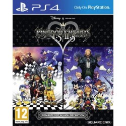 PS4 KINGDOM HEARTS 1.5 ET 2.5 HD REMIX OCC - Jeux PS4 au prix de 11,95€